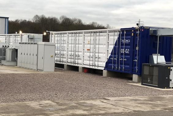 UKPR - Asfordby Battery Storage Project